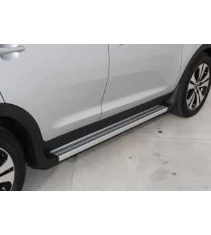 Juke 10- Integrated sidesteps
