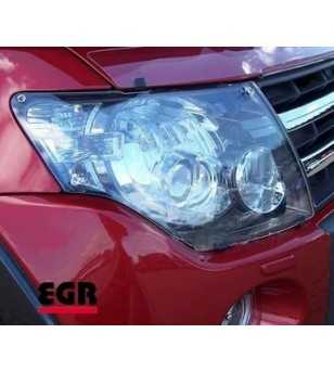 Pajero 07- Headlamp Protectors blank - 226190 - Other accessories - Unspecified - Verstralershop