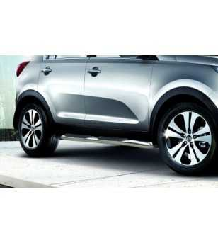 Sportage 11- Sidebars chrome - SBSPORTAGE10 - Sidebar / Sidestep - Unspecified