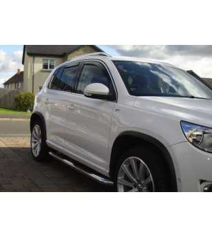 Tiguan 07- Sidebars chrome - SBTIGUAN08 - Sidebar / Sidestep - Unspecified