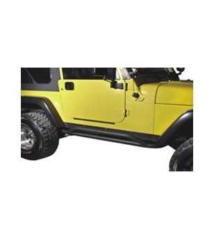 Jeep Wrangler JK 2dr 2007-2012 Rock Crawler Rocker Guards