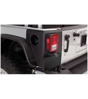Jeep Wrangler Jk 2007- Trail Armor Rear Corner Pieces  - 2Dr