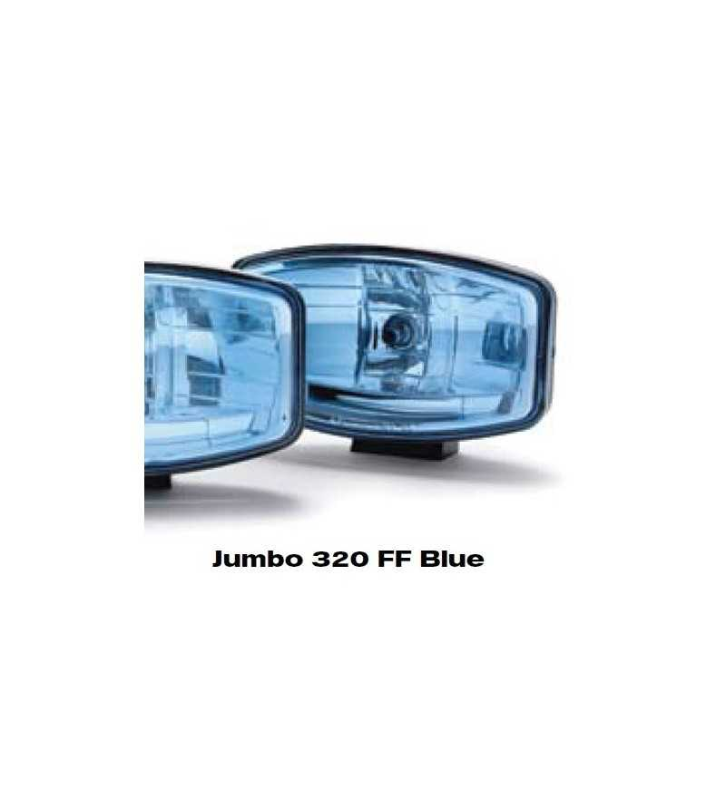Hella Jumbo 320FF Blue - 1FE 008 773-061 - Lighting - Hella Jumbo