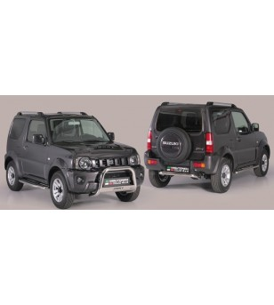 Suzuki Jimny 2012- Rear Protection