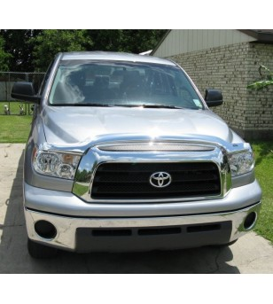 Toyota Tundra 2007-2012 Stone Guard Chrome Hood Shield - 680544 - Other accessories - Unspecified - Verstralershop