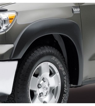 Toyota Tundra 2007- Rugged Look Fender Flares 1 Inch Tire Coverage - 755094 - Overige accessoires - Unspecified