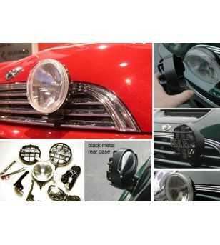 PIAA 540 Xtreme White Plus Mini Cooper 02-07 (set incl PIAA cove - 5430 - Verlichting - PIAA Halogen