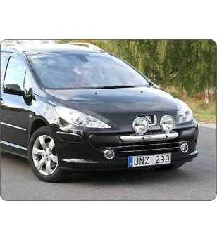 Peugeot 307 06- Q-Light/2 - Q900031 - Bullbar / Lightbar / Bumperbar - Verstralershop