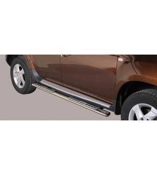 Duster Design Side Protection Oval