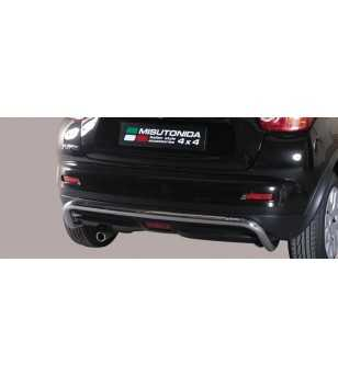 Juke 10- Rear Protection - PP1/277/IX - Rearbar / Rearstep - Unspecified