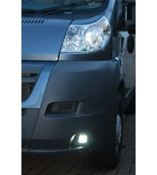 Fiat Ducato 2007- Day Time Running Light Kit Round