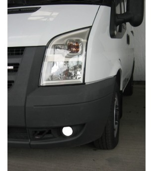 Ford Transit 2007+ Day Time Running Light Kit Round
