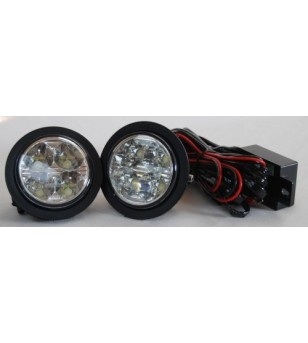 Day Time Running Light Kit Universeel Round 79 - LV022 - Lighting - Unspecified - Verstralershop