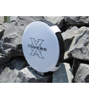 Comet FF450 Cover white w logo - WTHF450 - Other accessories - Xcovers - Verstralershop