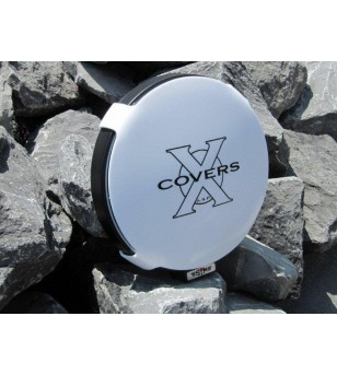 FF50 Cover white w logo - WTHF50 - Other accessories - Xcovers - Verstralershop