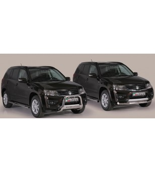 Suzuki Grand Vitara 2013- Design Side Protection Oval