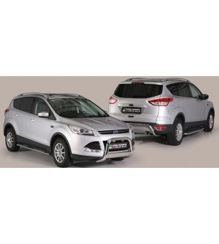 Ford Kuga 2013- Grand Pedana Oval - GPO/340/IX - Sidebar / Sidestep - Unspecified - Verstralershop