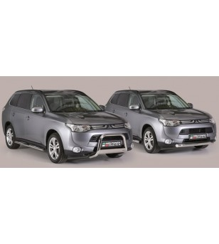 Mitsubishi Outlander 2013- Design Side Protection Oval