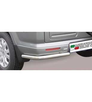 CR-V 05-07 Angular Rear Protection - PPA/155/IX - Rearbar / Rearstep - Verstralershop