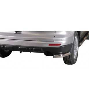 CR-V 10- Angular Rear Protection - PPA/281/IX - Rearbar / Rearstep - Unspecified