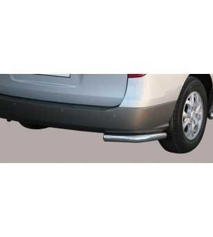 H1 08- Angular Rear Protection - PPA/216/IX - Rearbar / Rearstep - Unspecified