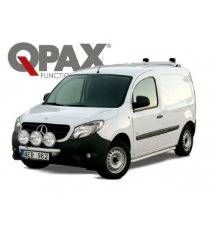 Mercedes Citan 2012- Q-Light/3 lightbar - Q900230 - Bullbar / Lightbar / Bumperbar - QPAX Q-Light - Verstralershop