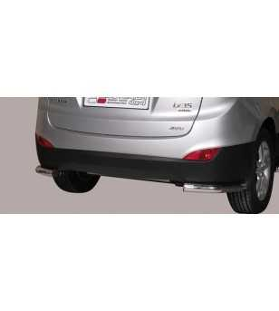 IX35 10- Angular Rear Protection - PPA/264/IX - Rearbar / Rearstep - Unspecified