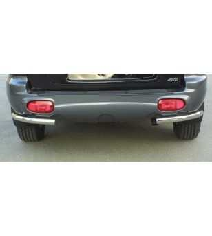 Santa Fe 00-04 Angular Rear Protection