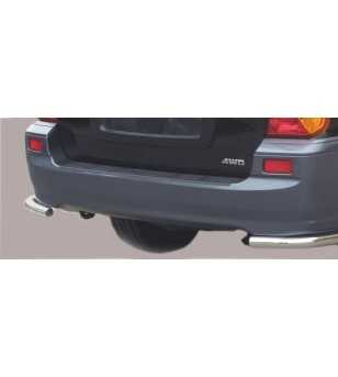 Terracan 01- Angular Rear Protection - PPA/118/IX - Rearbar / Rearstep - Unspecified