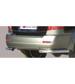 Sorento 04-06 Angular Rear Protection - PPA/136/IX - Rearbar / Rearstep - Unspecified
