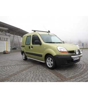 Kangoo 98-07 Q-Light/2 - Q900008 - Bullbar / Lightbar / Bumperbar - QPAX Q-Light - Verstralershop