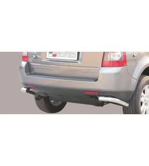 Freelander 07- Angular Rear Protection - PPA/227/IX - Rearbar / Opstap - Unspecified
