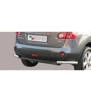 Qashqai +2 08- Angular Rear Protection - PPA/229/IX - Sidebar / Sidestep - Unspecified - Verstralershop