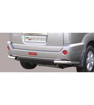 X-Trail 01-07 Angular Rear Protection - PPA/145/IX - Rearbar / Opstap - Unspecified