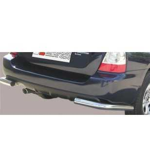 Forester 06-07 Angular Rear Protection - PPA/182/IX - Rearbar / Rearstep - Unspecified