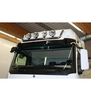MB ACTROS 2011 - Roofbar V2.0 GigaSpace