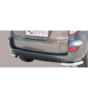 RAV4 09-10 Angular Rear Protection - PPA/245/IX - Rearbar / Opstap - Unspecified