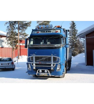 Volvo FM Small bar - 1007 - Bullbar / Lightbar / Bumperbar - Unspecified - Verstralershop