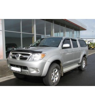 Hilux 11- Stone Guard - 39331 - Other accessories - Unspecified - Verstralershop