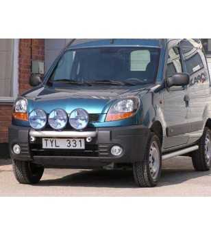 Kangoo 98-07 Q-Light/3 - Q900009 - Bullbar / Lightbar / Bumperbar - QPAX Q-Light - Verstralershop