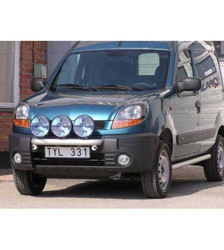 Kangoo 98-07 Q-Light/3 - Q900009 - Bullbar / Lightbar / Bumperbar - QPAX Q-Light