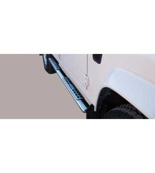 Defender 110 94- Design Side Protection Oval