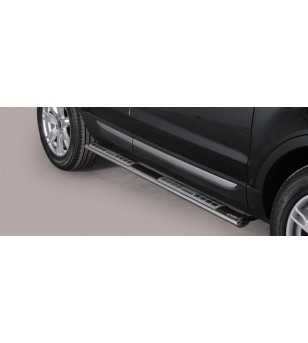 Evoque 12- Design Side Protection Oval - DSP/306/IX - Sidebar / Sidestep - Unspecified