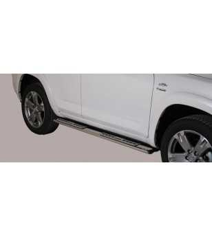 RAV4 10- Design Side Protection Oval - DSP/270/IX - Sidebar / Sidestep - Unspecified