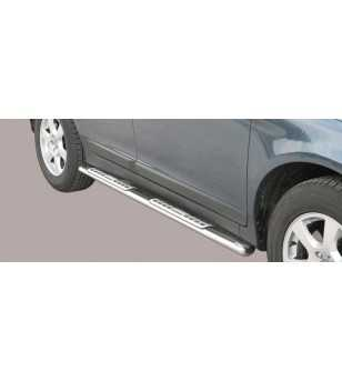 XC60 08- Design Side Protection Oval - DSP/246/IX - Sidebar / Sidestep - Verstralershop