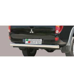 L200 06-09 Oval Rear Protection - PPO/178/IX - Sidebar / Sidestep - Unspecified