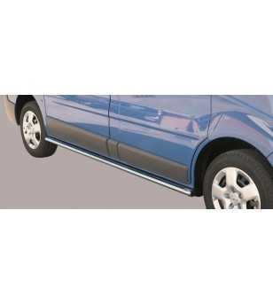 Vivaro 02- L1 Oval Side Protection - TPSO/218/IX - Sidebar / Sidestep - Unspecified