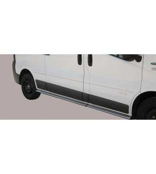 Vivaro 02- L2 Oval Side Protection - TPSO/251/IX - Sidebar / Sidestep - Unspecified
