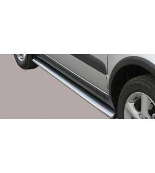 SX4 06- Oval Side Protection