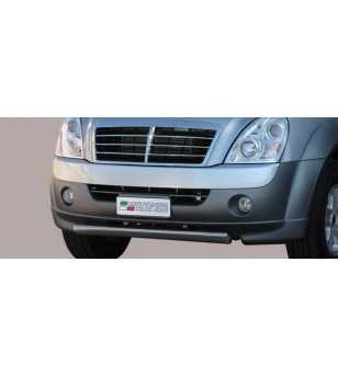 Rexton II 07- Oval Front Protection